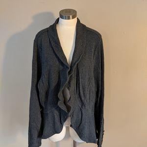 NWOT Torrid open front jacket - size 4